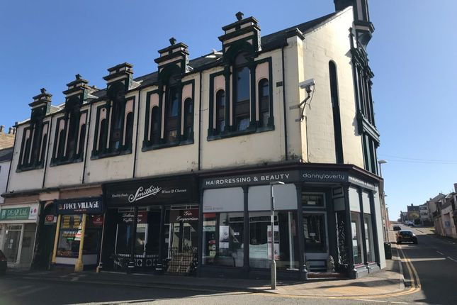 Thumbnail Flat to rent in Keptie Street, Arbroath