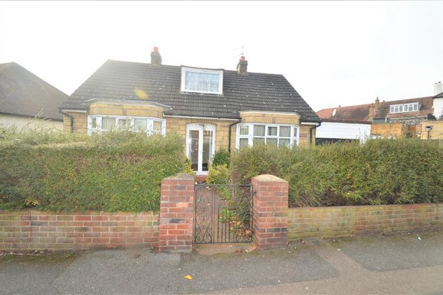 Thumbnail Detached bungalow to rent in Brooklyn Avenue, Loughton