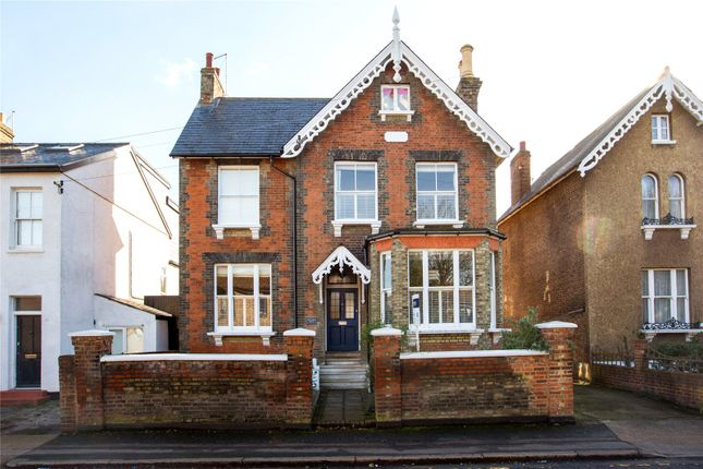 Thumbnail Flat for sale in Victoria Road, Kingston Upon Thames