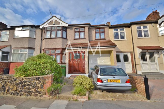 Thumbnail End terrace house for sale in Ardwell Avenue, Ilford