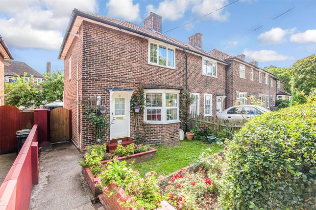 Thumbnail End terrace house for sale in Oakview Road, Catford