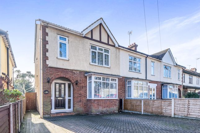 Thumbnail End terrace house for sale in St. Andrews Road, Maidstone