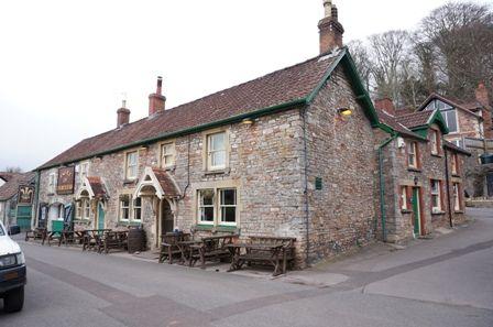Thumbnail Pub/bar for sale in Rickford, Burrington, Somerset