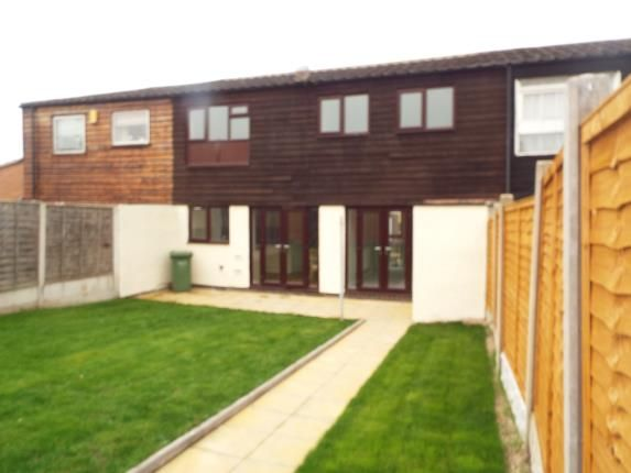 Thumbnail Terraced house for sale in Truro Walk, Chelmsley Wood, North Solihull, West Midlands