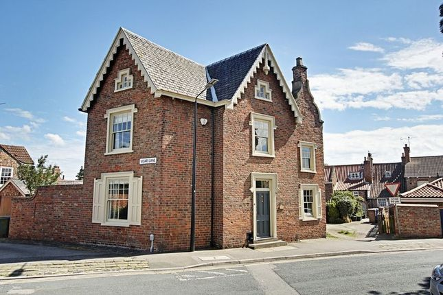Thumbnail Detached house for sale in Market Hill, Hedon, Hull