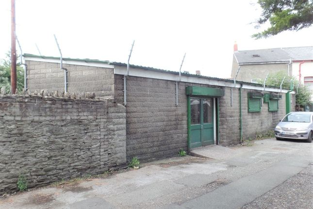 Thumbnail Detached house for sale in High Street, Nelson, Treharris