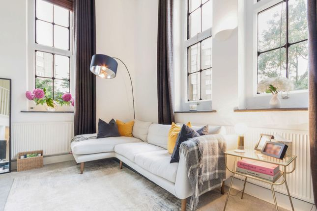 Thumbnail Flat for sale in Royal Victoria Patriotic Building, Wandsworth