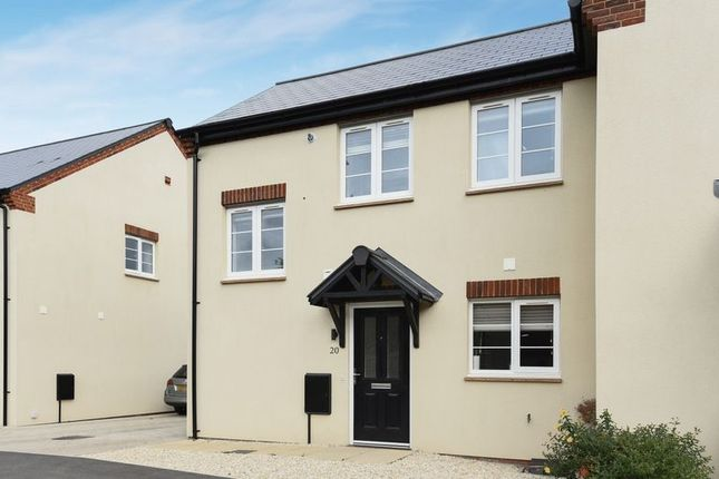 Thumbnail Semi-detached house for sale in Soden Road, Upper Heyford, Bicester