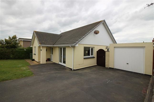 Thumbnail Detached bungalow for sale in Allenstyle Close, Yelland, Barnstaple