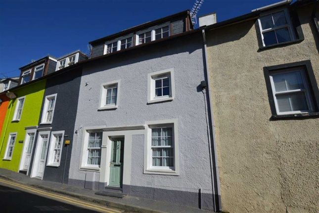 Thumbnail Cottage for sale in 53, Copperhill Street, Aberdyfi, Gwynedd