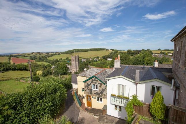 2 bed terraced house for sale in Lower Tor Cottages, Church Hill, Marldon, Paignton