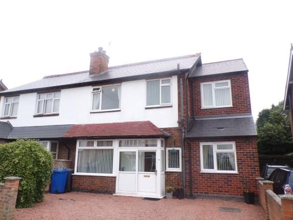 Thumbnail Semi-detached house for sale in Western Road, Mickleover, Derby, Derbyshire