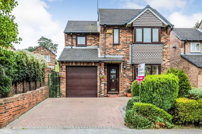 Thumbnail Detached house for sale in Packman Way, Wath-Upon-Dearne, Rotherham