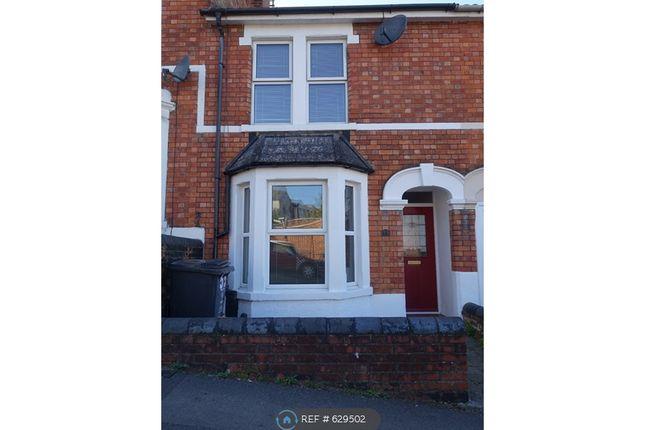 Thumbnail Terraced house to rent in Deacon Street, Swindon