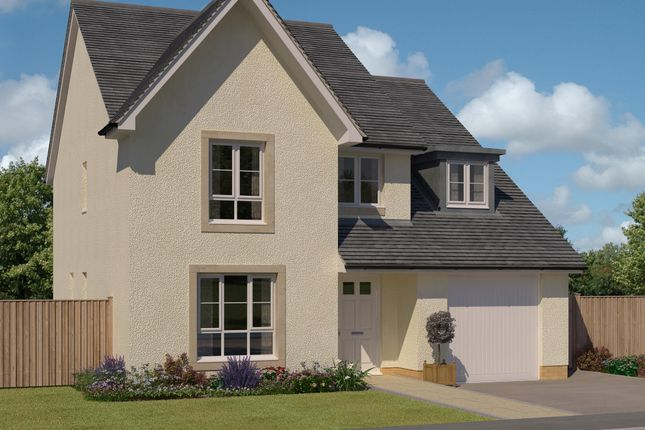 "Thumbnail Detached house for sale in ""Tarbert"" at Oldmeldrum Road, Inverurie"