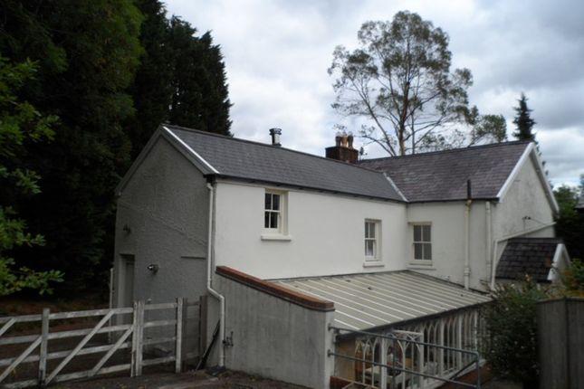 Thumbnail Property for sale in New Road, Ystradowen, Swansea