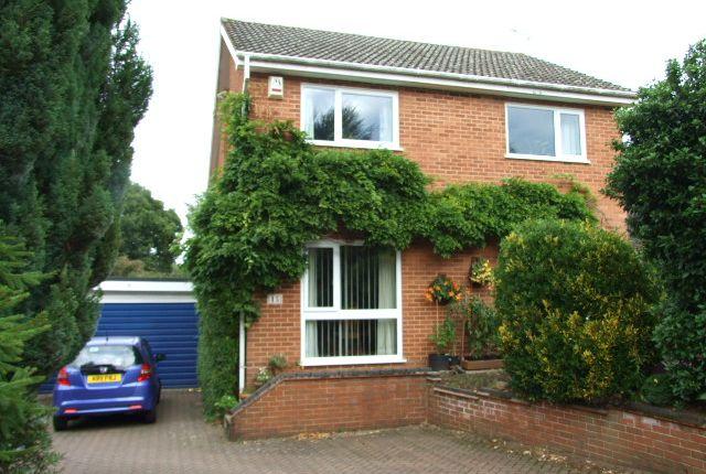 Thumbnail Detached house for sale in Hardwick Road, Milton Keynes