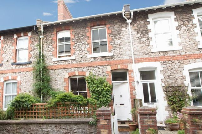 Thumbnail Terraced house for sale in Ashton Terrace, Ilsham Road, Torquay