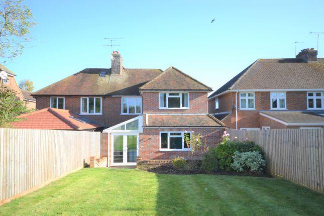 Thumbnail Semi-detached house to rent in Chartridge Lane, Chesham, Buckinghamshire