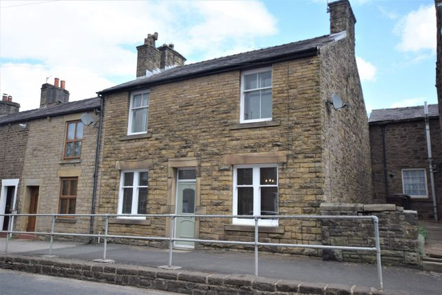 3 bed terraced house for sale in Chapel Road, Whaley Bridge, High Peak SK23