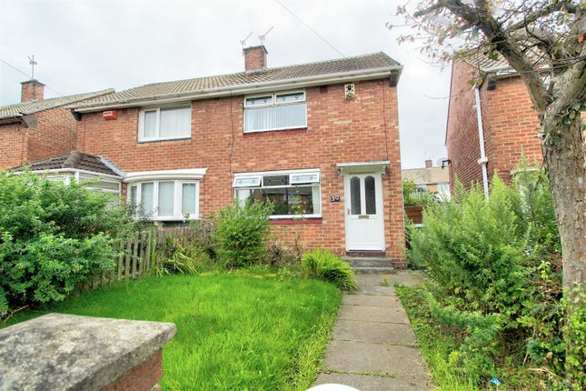 Thumbnail Semi-detached house for sale in Avonmouth Square, Farringdon, Sunderland