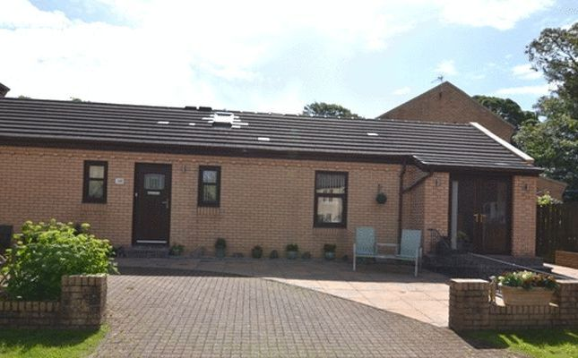 Thumbnail Semi-detached bungalow for sale in Glenlyon Grove, Stanecastle, Irvine