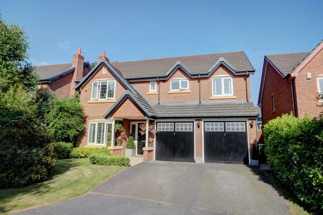 Front of Houghton Close, Northwich CW9