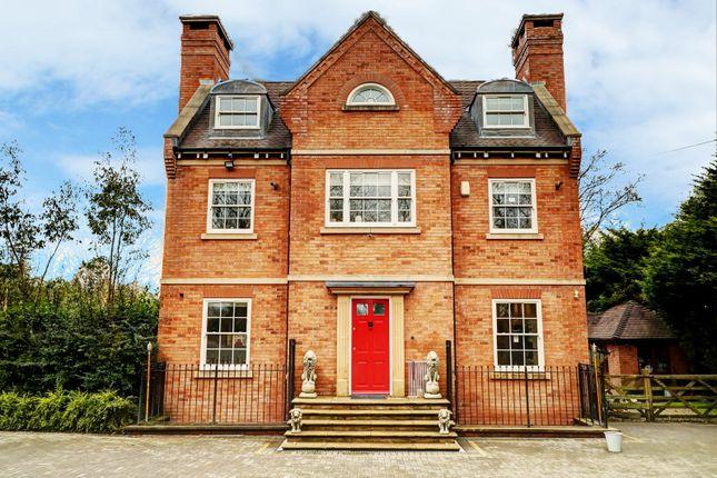 Thumbnail Detached house for sale in Great Moor Road, Great Moor, Pattingham, Wolverhampton