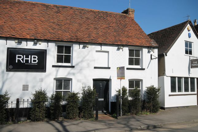 Thumbnail Cottage for sale in High Street, Roydon, Essex