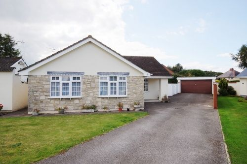 Thumbnail Bungalow for sale in Arnold Close, West Moors, Ferndown, Dorset