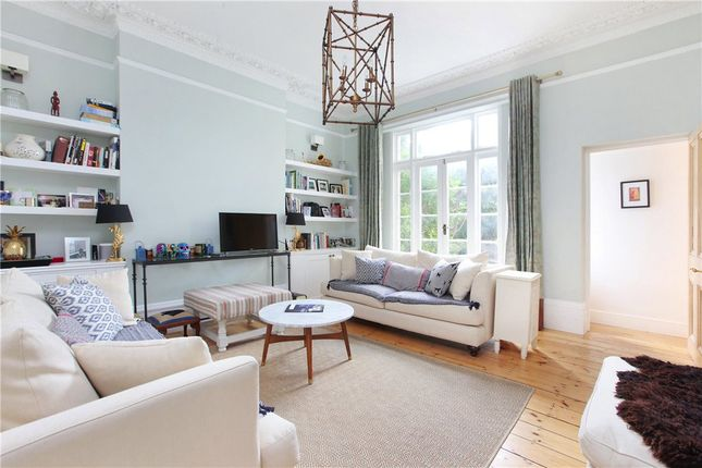 Thumbnail Maisonette for sale in Malwood Road, Clapham South, London