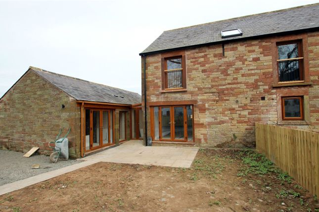 Thumbnail Barn conversion for sale in Barn 1, Low Mill, Dalston, Carlisle, Cumbria