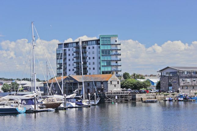 Thumbnail Flat for sale in East Quay House, 17 Marrowbone Slip, Sutton Harbour, Plymouth, Devon