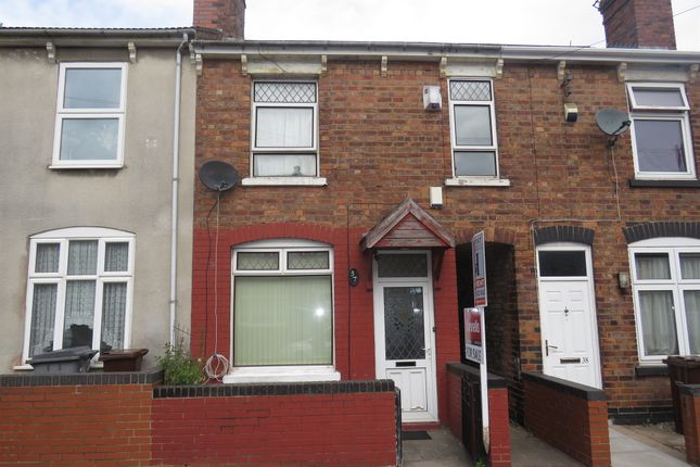 Thumbnail Terraced house for sale in Smestow Street, Park Village, Wolverhampton