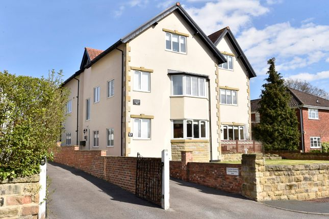 Thumbnail Flat for sale in Cavendish Avenue, Harrogate