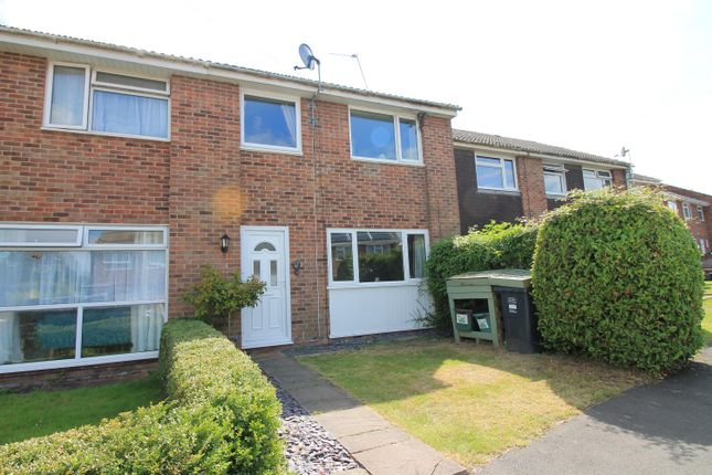 Thumbnail Terraced house for sale in Chancel Close, Nailsea, North Somerset