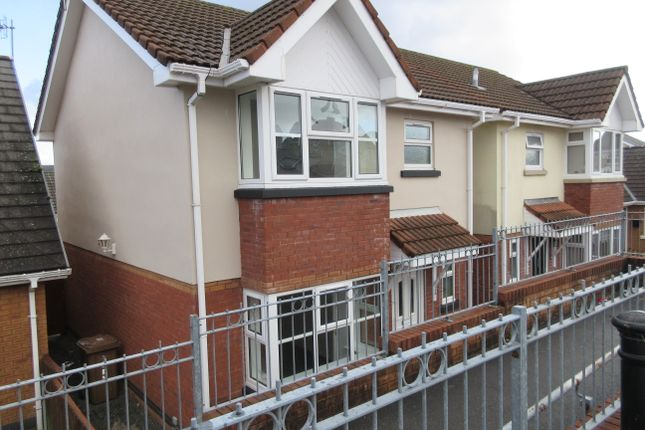 Thumbnail Detached house for sale in Clos-Y-Graig, Bargoed