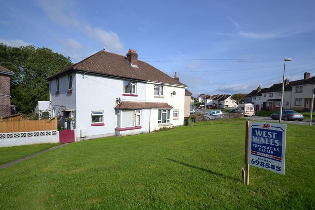 3 bed semi-detached house for sale in Gelliswick Road, Hakin, Milford Haven SA73