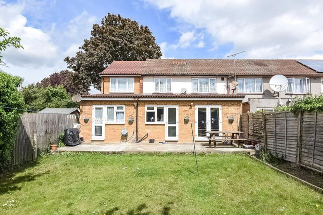Thumbnail Semi-detached house for sale in Sopwith Road, Hounslow
