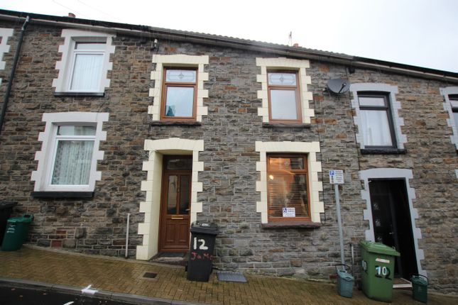 Thumbnail Terraced house for sale in James Street, Mountain Ash