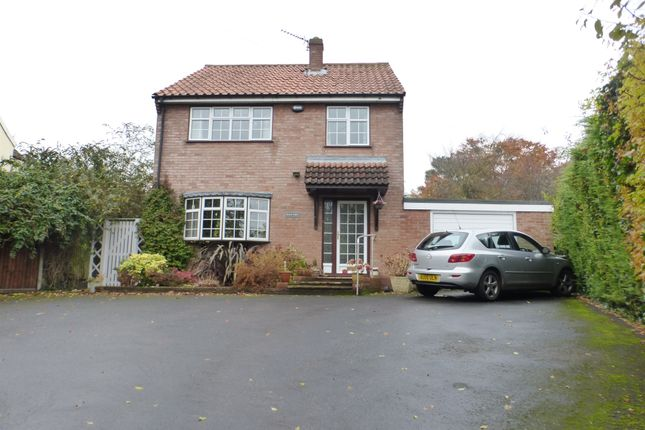 Thumbnail Detached house for sale in Costessey Lane, Drayton, Norwich