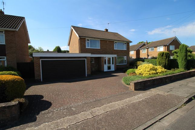 Thumbnail Detached house for sale in Abingdon Gardens, Beeston, Nottingham