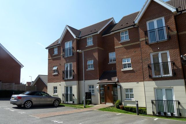 2 bed flat to rent in Kittiwake Court, Stowmarket