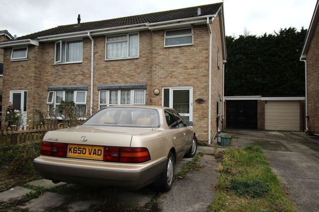 Semi-detached house for sale in Sumerlin Drive, Clevedon