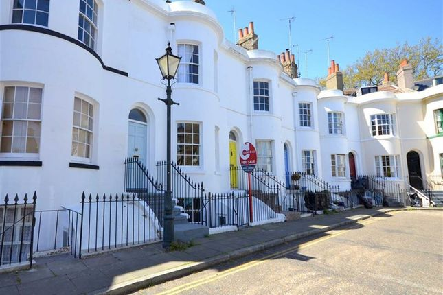 Thumbnail Terraced house for sale in Guildford Lawn, Ramsgate, Kent
