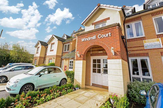 Thumbnail Flat to rent in Windmill Court, Barnham Road, Barnham, Bognor Regis