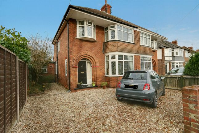 3 bed semi-detached house for sale in Maple Avenue, Willerby, Hull HU10