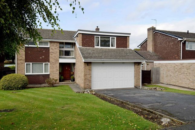 Thumbnail Detached house for sale in Stillwell Drive, Sandal, Wakefield
