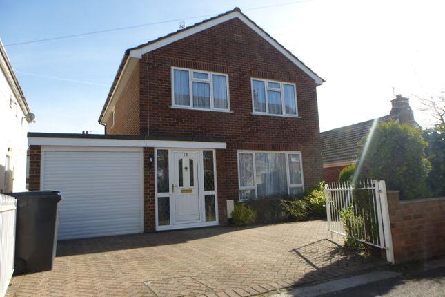Thumbnail Detached house for sale in Gorringe Road, Salisbury