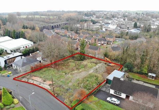 Thumbnail Land for sale in Magheralane Road, Randalstown, County Antrim